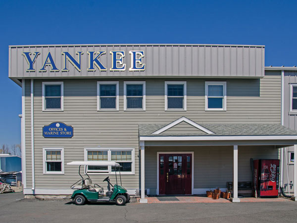 Yankee Boat Yard Store/Offices